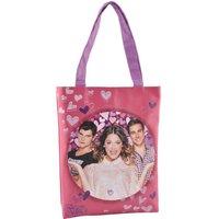 in de love friends shopping tas kun je al je boodschappen kwijt en ga je in stijl over straat materiaal afmetingen materiaal polyester