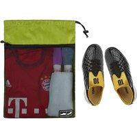 Multifunctionele waterdichte schoenentas van het merk bagsmart. afmetingen: 34x47x1,5 cm, kleur: groen, ...