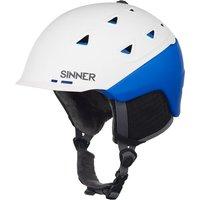 De stoneham is een sinner ski / snowboard hybride skihelm met een gedeeltelijk abs en hyrbide schaal. de ...