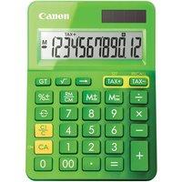 Canon ls 123k. vormfactor: desktop, soort: basisrekenmachine. cijfers: 12 cijfers, beeldscherm kanteling. ...
