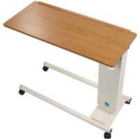 Een sidhil in hoogte verstelbare tafel voor gebruik in bed, stoel en rolstoel. in hoogte verstelbaar via ...