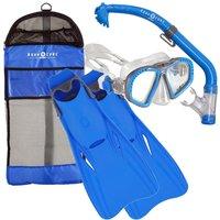 Zipper set junior blue junior m