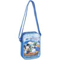 Mooie schoudertas, ideaal voor het opbergen van kleine accessoires. de tas bevat een opdruk en is gemakkelijk ...