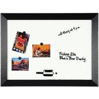 Bisilque kamashi magnetisch whiteboard, magnetisch whiteboard, droog uitwisbaar oppervlak. met elegant en ...