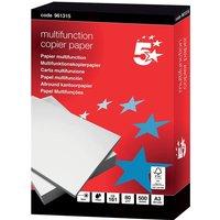 Verpakking is licht beschadigd, papier in orde. 5star 961315. papier afmeting: a3 (297x420 mm), aanbevolen ...