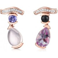 Sacet Belle Mix And Match Egyptian Stud Earrings