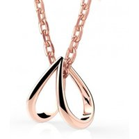 Sacet Lujia Perched Butterfly Necklace