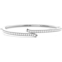Bangles Diamond Bracelet inWhite Gold with 1.10ct H-I I1
