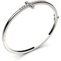 Bangles Diamond Bracelet inWhite Gold with 0.50ct H-I I1