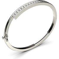 Bangles Diamond Bracelet inWhite Gold with 0.95ct H-I I1