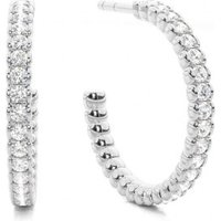 Drop Earrings Diamond Earrings White Gold with 0.70ct H-I I1
