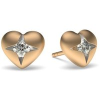Diamond EarringsRose Gold with 0.10ct