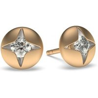 Delicate Diamond EarringsRose Gold with 0.10ct H-I I1