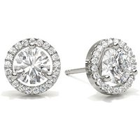 Diamond EarringsWhite Gold with 0.90ct