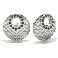 Designer Earrings in Pave Setting with 0.0900 ct. wt