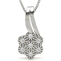 Diamond NecklaceWhite Gold with