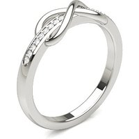 Diamond Fashion Ring in Pave Setting with 0.0600 ct. wt