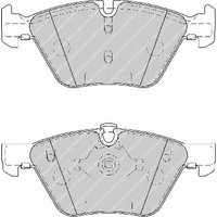 Ferodo FDB1773 Brake Pad Set Front Axle Premier Car