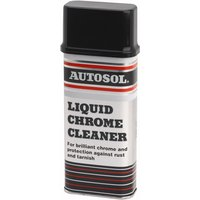Liquid Chrome Cleaner - 250ml 0401A AUTOSOL