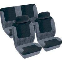 Car Seat Cover Heritage - Set - Black 1785303 COSMOS