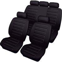 Car Seat Cover Carrera - Set - Black 2855303 COSMOS