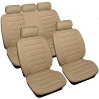 Car Seat Cover Carrera - Set - Beige 2855304 COSMOS