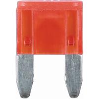 10amp LED Mini Blade Fuse 5 Pc   Connect 37141