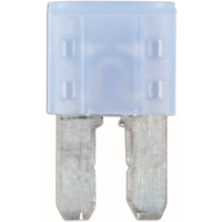 15amp LED Micro 2 Blade Fuse 5 Pc | Connect 37150