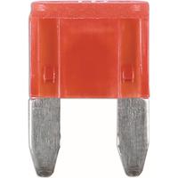 10amp LED Mini Blade Fuse Pk 25   Connect 37171