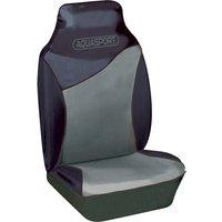 Car Seat Cover Aquasport Waterproof - Front Pair - Grey 42603 COSMOS