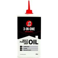Multi Purpose Drip Oil - 200ml 44007 3-IN-ONE