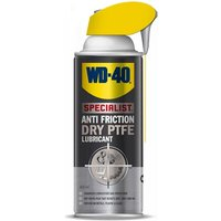 WD40 Specialist Dry PTFE - 400ml 44395A WD40