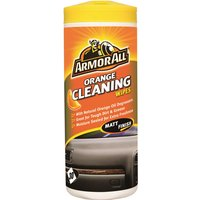 Dashboard Cleaning Wipes - Orange - Tub Of 30 45030EN ARMORALL