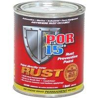Rust Paint Grey 473ml 45208 POR-15