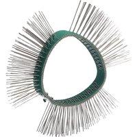 Draper 100 x 11mm Straight Wire Brush | 48495