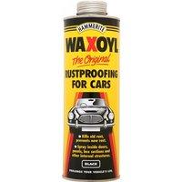 Rust Treatment Schutz - Black - 1 Litre 5092839 WAXOYL