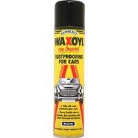 Rust Treatment Aerosol - Black - 400ml 5092855 WAXOYL