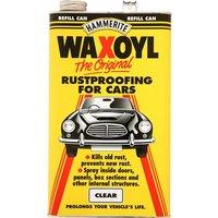 Rust Treatment Refill - Clear - 5 Litre 5092941 WAXOYL