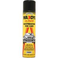 Rust Treatment Aerosol - Clear - 400ml 5092943 WAXOYL