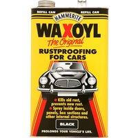 Rust Treatment Refill Can - Black - 5 Litre 5092949 WAXOYL