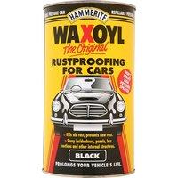 Rust Treatment Pressure Can - Black - 2.5 Litre 5095886 WAXOYL