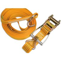 Kamasa 55705 Tie Down - Ratchet 27ft. Ideal for boats & large vehicles