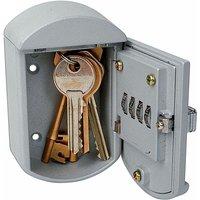 Kamasa 55775 Key Safe - holds 5 keys with internal magnet. Keycode