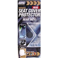 Car Seat Cover Nylon - Rear - Grey 651 MAYPOLE