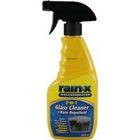 Glass Cleaner & Rain Repellent 2 In 1 - 500ml 88199 RAIN X