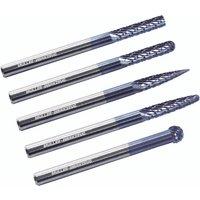 Müller-Werkzeug 90213500 Micro Air Die Grinder Bit Set (5 Pack) for 90213000