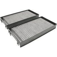 Cabin Filter Filter Set ADB112501 by Blue Print