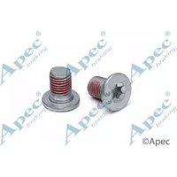 Brake Disc Screw Rear ADS2 APEC