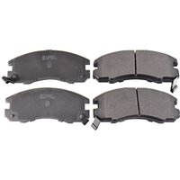 Brake Pad set ADT34227 by Blue Print Front Axle