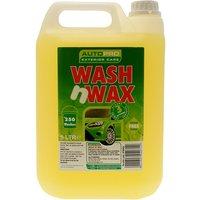 Wash & Wax - 5 Litre APWW5L AUTOPRO